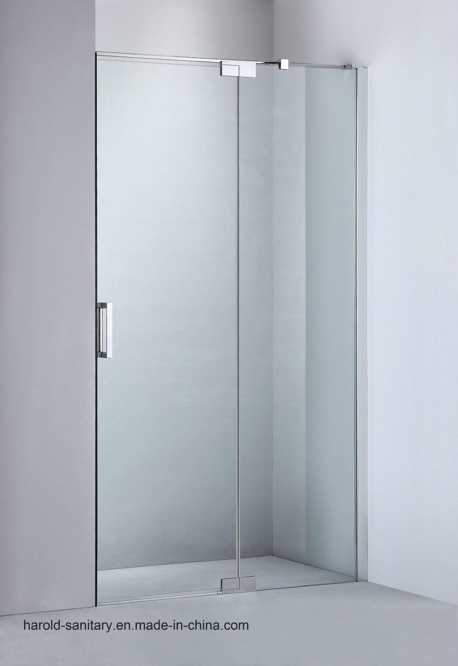 Hot Item Brass Hinge Stainless Steel Pivot Shower Screen