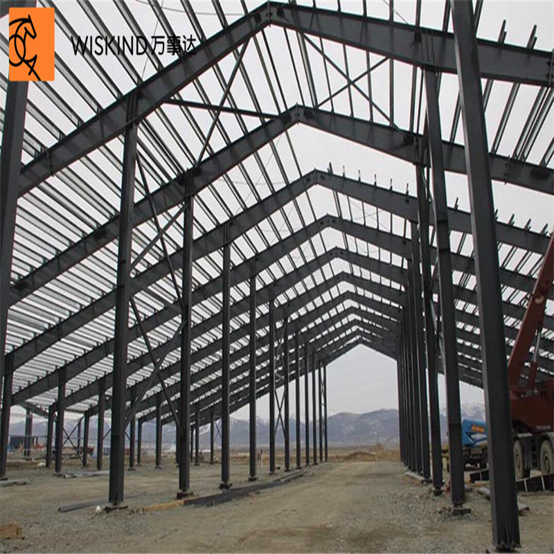 China Prefabricated Steel Roof Truss Structure For Design Football Stadium China Steel Structure Warehouse Steel Warehouse