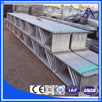 Aluminum Alloy Formwork for Concrete Beam and Staircase