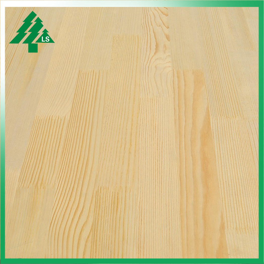Hot Item Finger Joint Pine Rubber Wood Camphor Veneer 18mm Mdf For Decoration