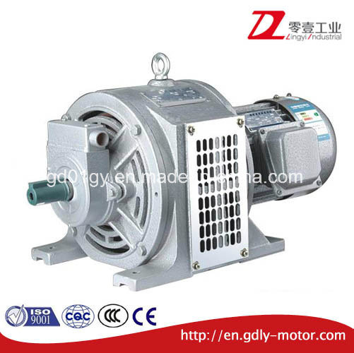 Yct Series Three Phase Adjule Electric Motor With Electromagnetic Clutch