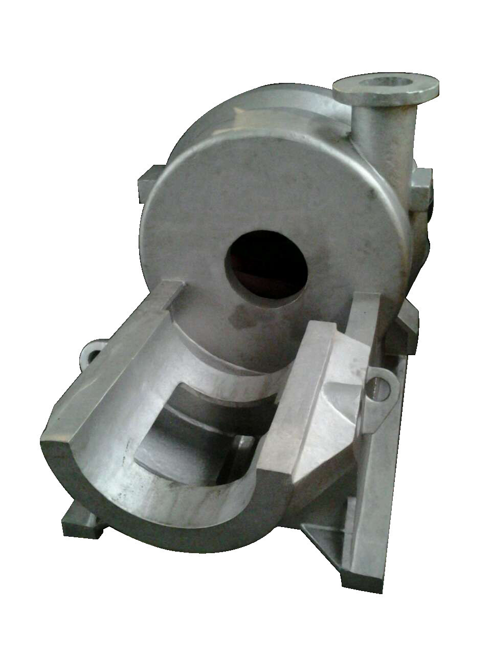 Pump Castings CNC Machining---a World Class Manufacturer pictures & photos