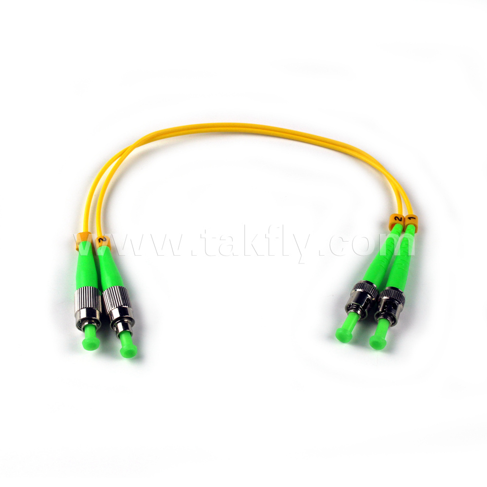 China 20mm Pvc Optical Fc Fiber Jumper Sm Duplex Optic Patch Cable Cord Or Is An Eight Wire That Dx