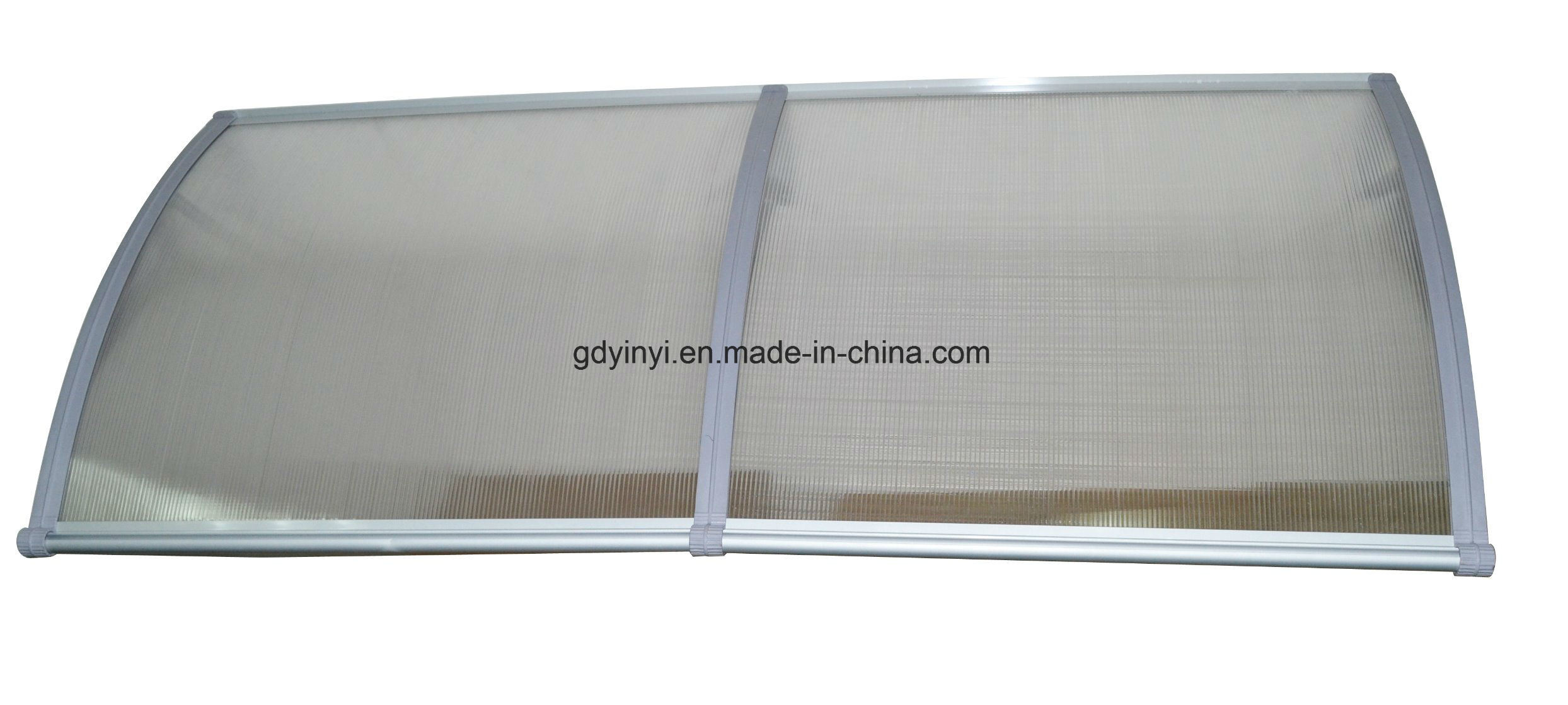 900X300cm DIY Plastic Door Awning Canopy Front Door Rain Protection  (YY900 L)