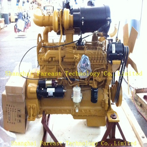 New Cat 3306 Diesel Engine and Spare Parts (Shanghai/Chai Sc11CB/C6121 Engine Spare Parts