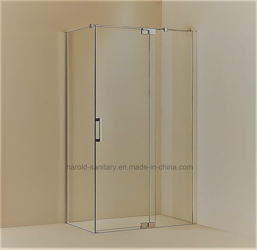 Hr-02 Glass to Glass Hinge Open Shower Enclosure