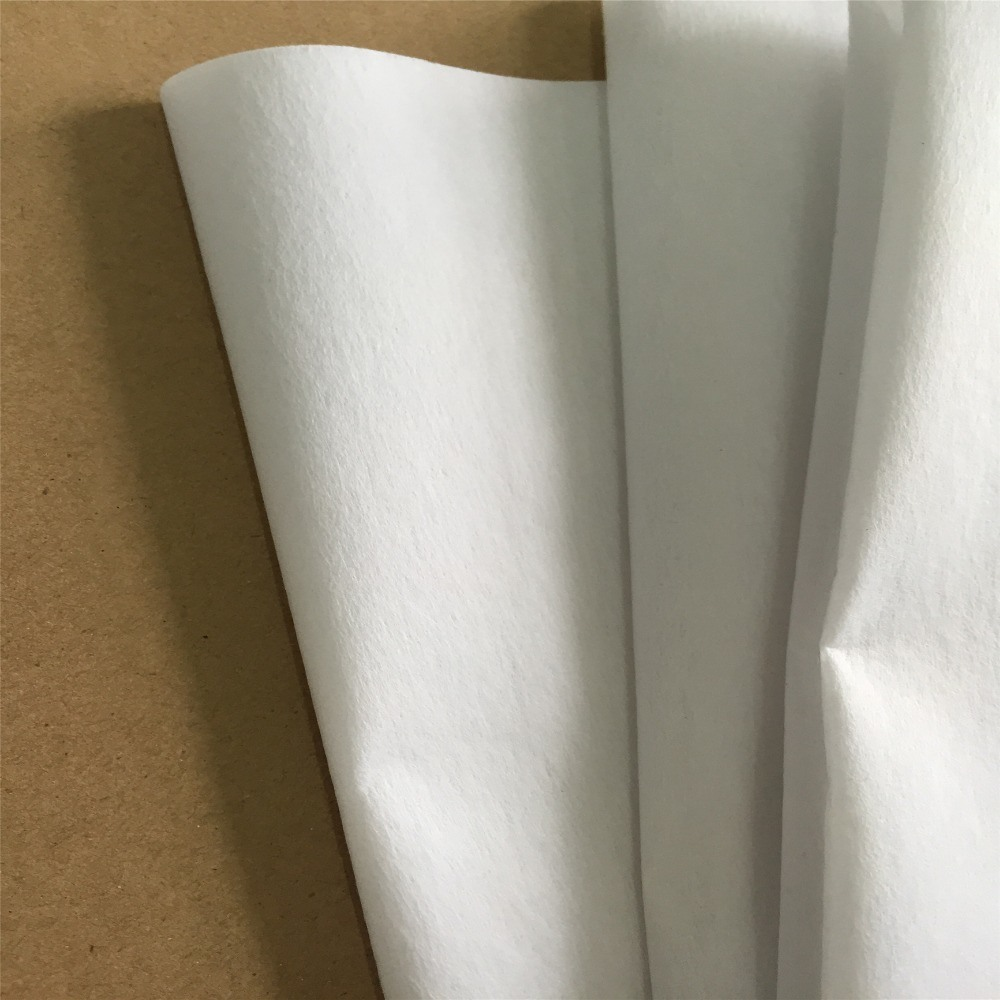 Chemical Bond Nonwoven Fabric with 100% Polyester