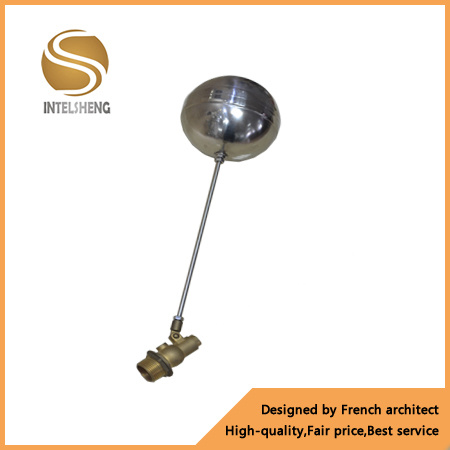 Brass Float Ball Valve pictures & photos