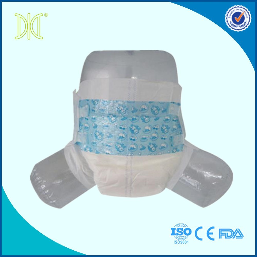 Wholesale Disposable Absorbent Hospital Incontinent Adult Diaper in Bales