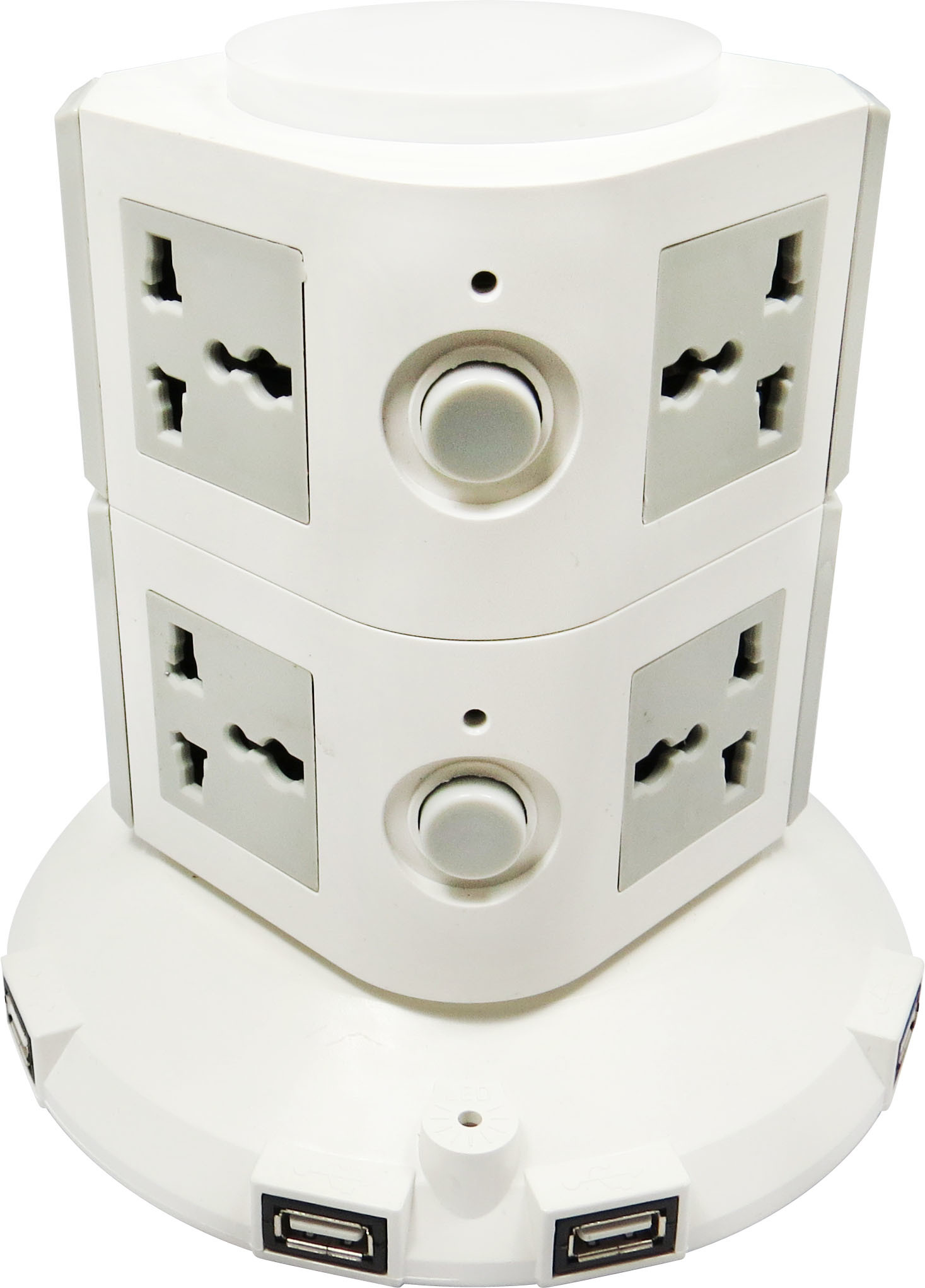 China Power Outlet American Multi Plug Extension Socket with Switch ...