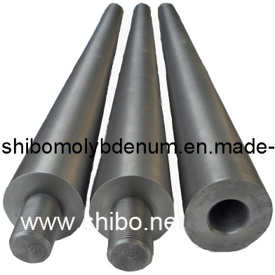 Ground Molybdenum Glass Melting Electrode