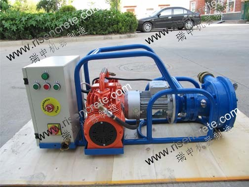 Small Slurry Plaster Grout Machine