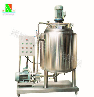 High-Shear Emulsifying Machine for Cosmetic