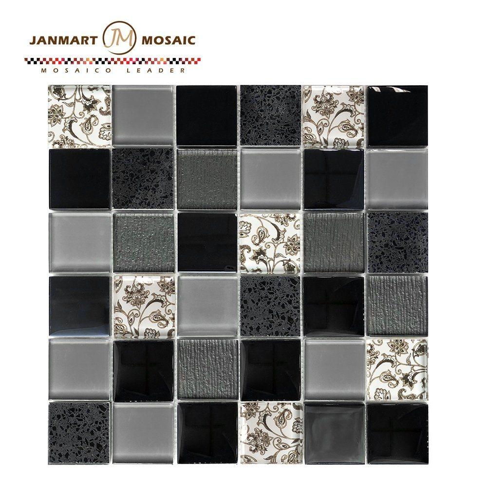 China Floor Tiles Prices In Ghana Bathroom Wall Tiles Mosaic Glass China Glass Mosaic Tile Inkjet Wood Mosaic