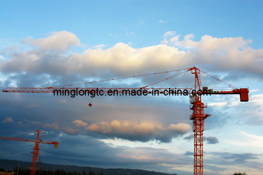 Topkit Tower Crane (TC7040) -16t-18t