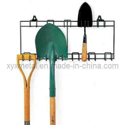 Garden And Lawn Tools Garage Storage Tool Rack