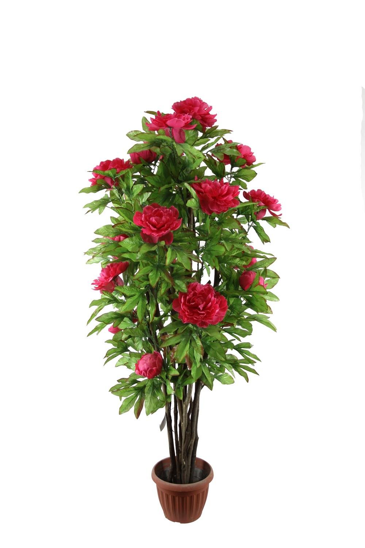 China Artificial Peony Tree Imitated Flower Plant Jtlb