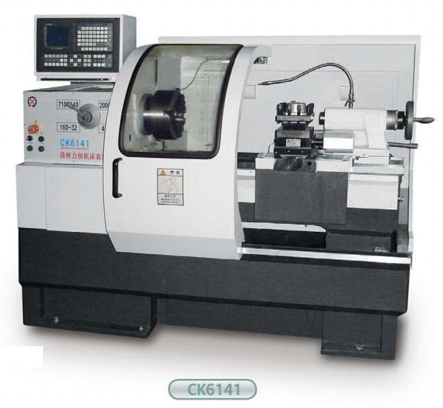 CNC Lathe Machine with CE Approved (CNC Lathe CK6141 CK6146)