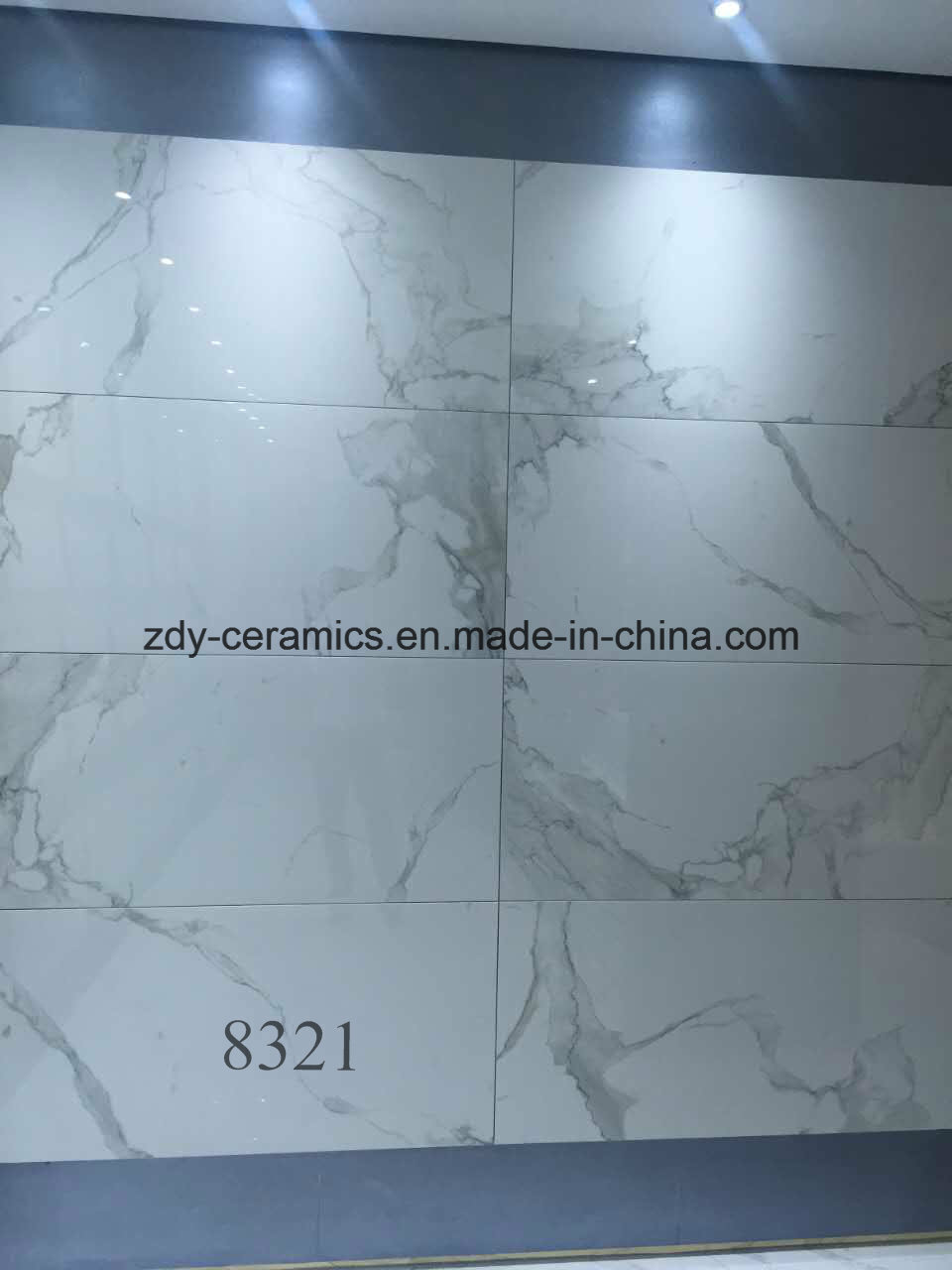 China Building Material 60X120 Foshan New Design Polished Glazed ...