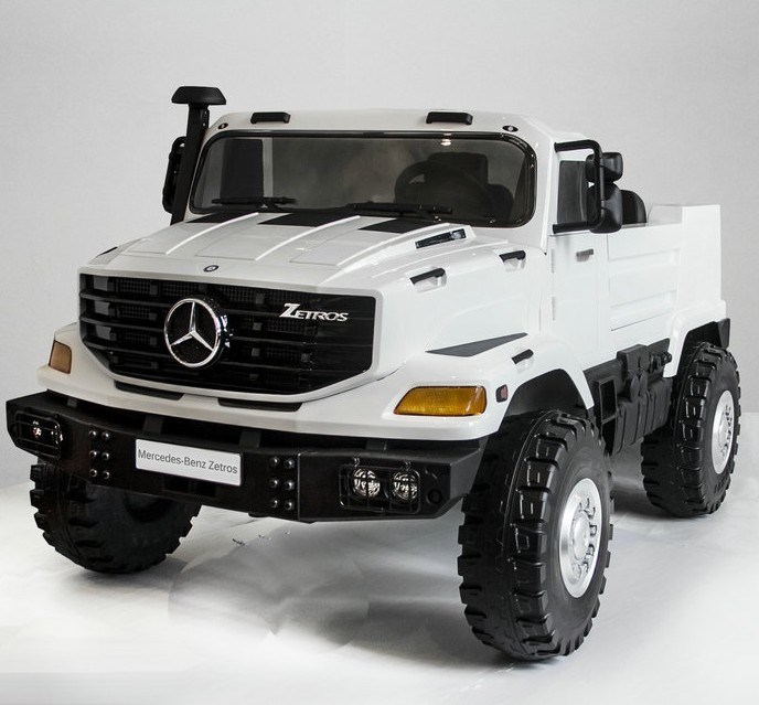 Electric Ride On Cars >> Hot Item 24v Children Battery Jeep Cars Kids Electric Cars Mercedes Benz Zetros Licensed Kids Electric Ride On Car