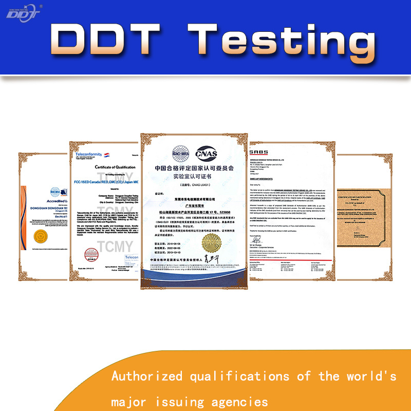 China One Stop Test And Certificate Service Ccc Certification For