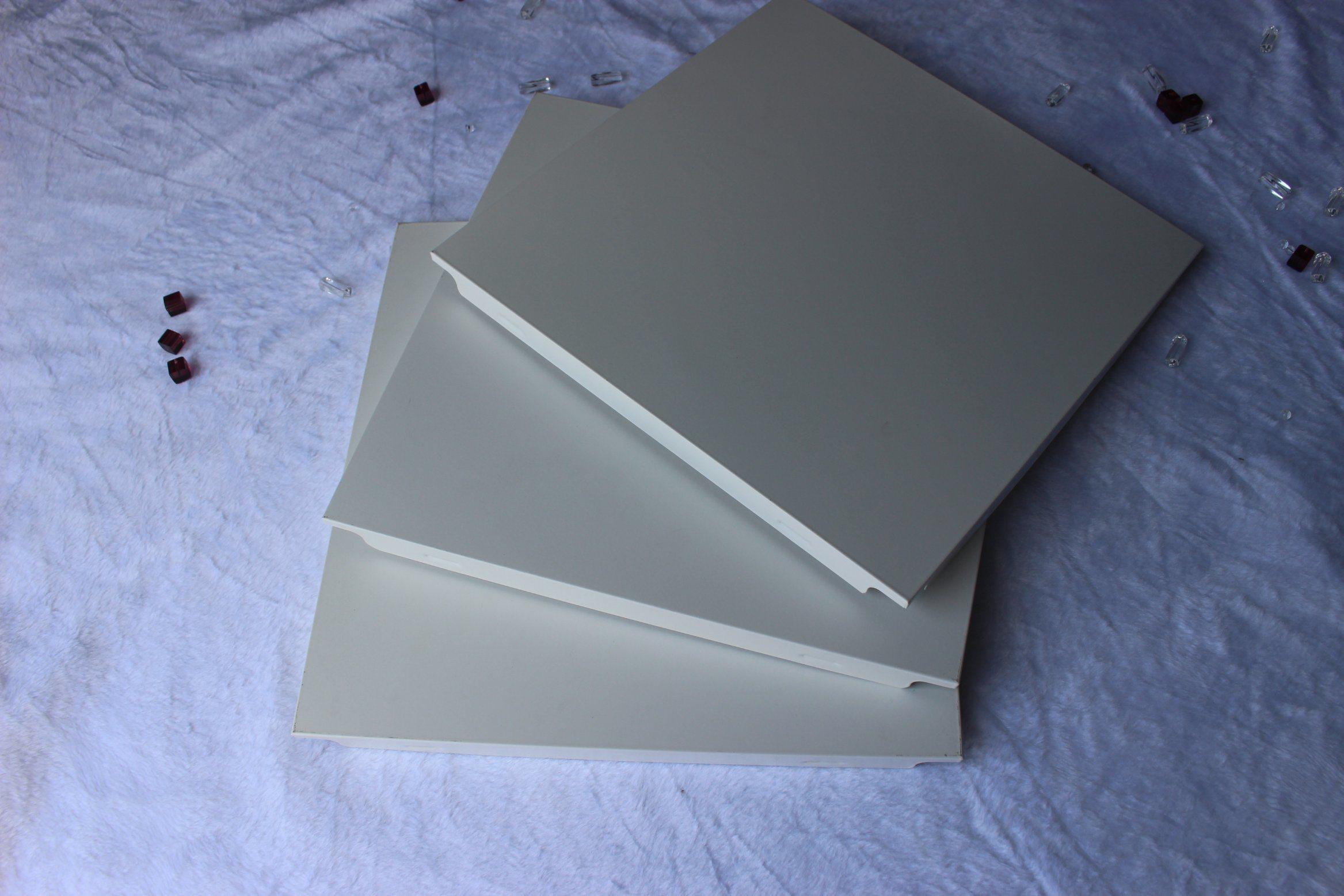 China OEM Powder Coating Soundproof Fireproof Aluminum Ceiling Tiles ...