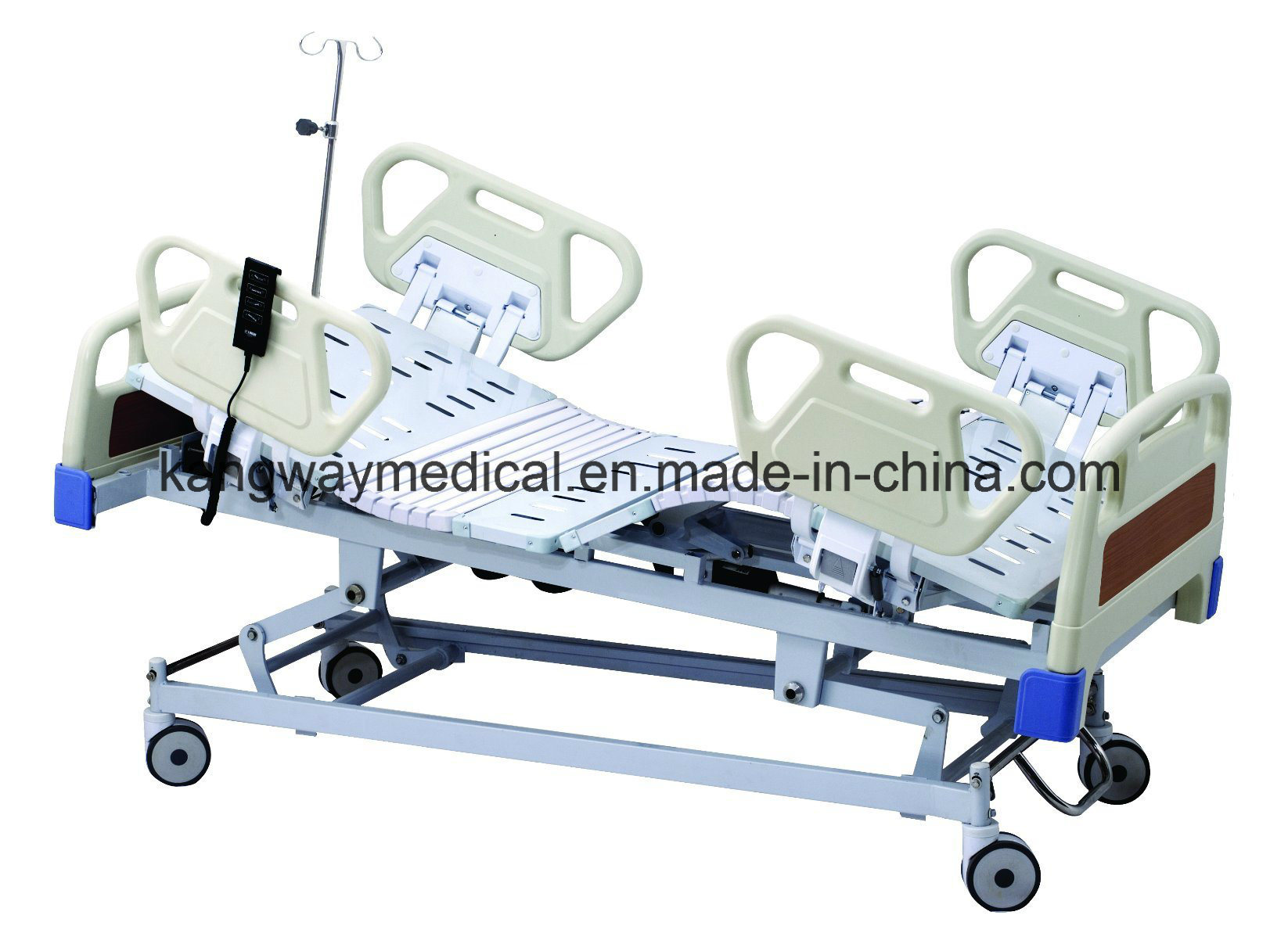 Icu Electric Medical Bed With Five Functions Hospital Furniture (Slv B4150)