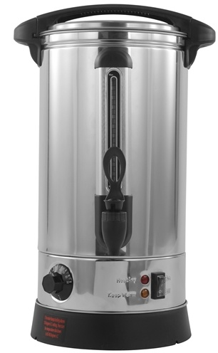 China 20L Stainless Steel Electric Water Boiler for Commercial ...