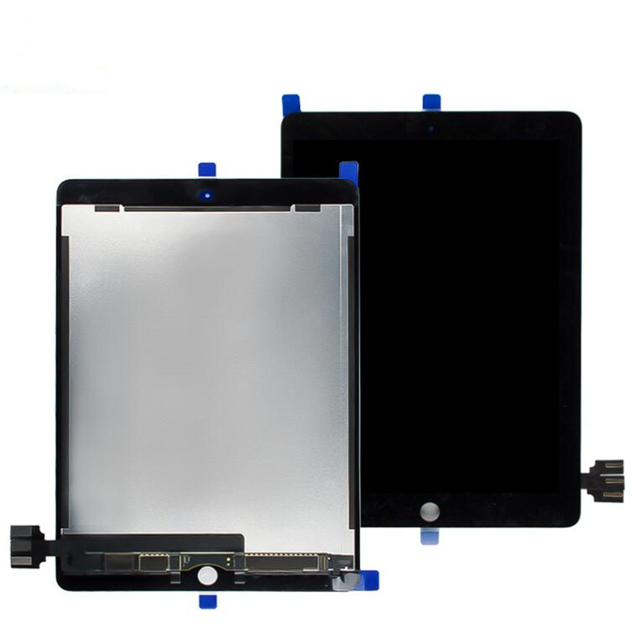 Black White Touch Screen Digitizer Replacement For Apple iPad 2//3//4// /& Air