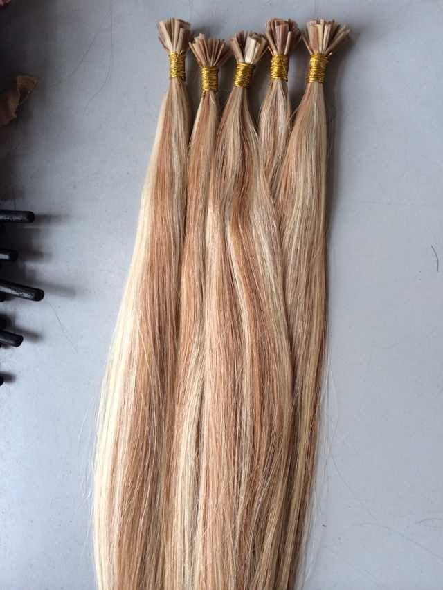 China 7agrade European Hair Kertain Flat Tip Hair Extension China