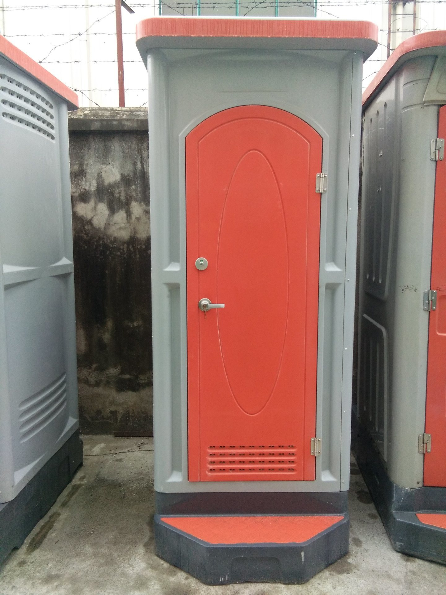 environment Friendly High Quality Public Portable Toilet Mobile Toilet