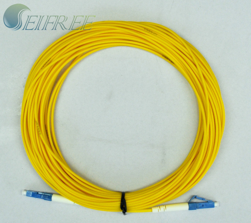 LC Connector Fiber Optic Patch Cord (PVC, LSZH, Armored)