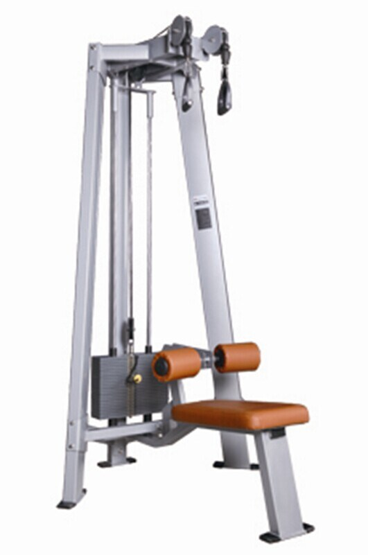 china gym equipment fitness equipment dual pulley lat pulldown