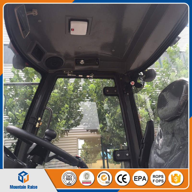 European Design Zl20 Wheel Loader with Electric Control Walking pictures & photos