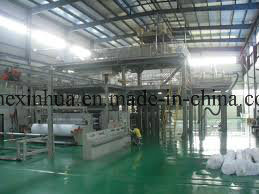 1600mm SSS Non Woven Machine