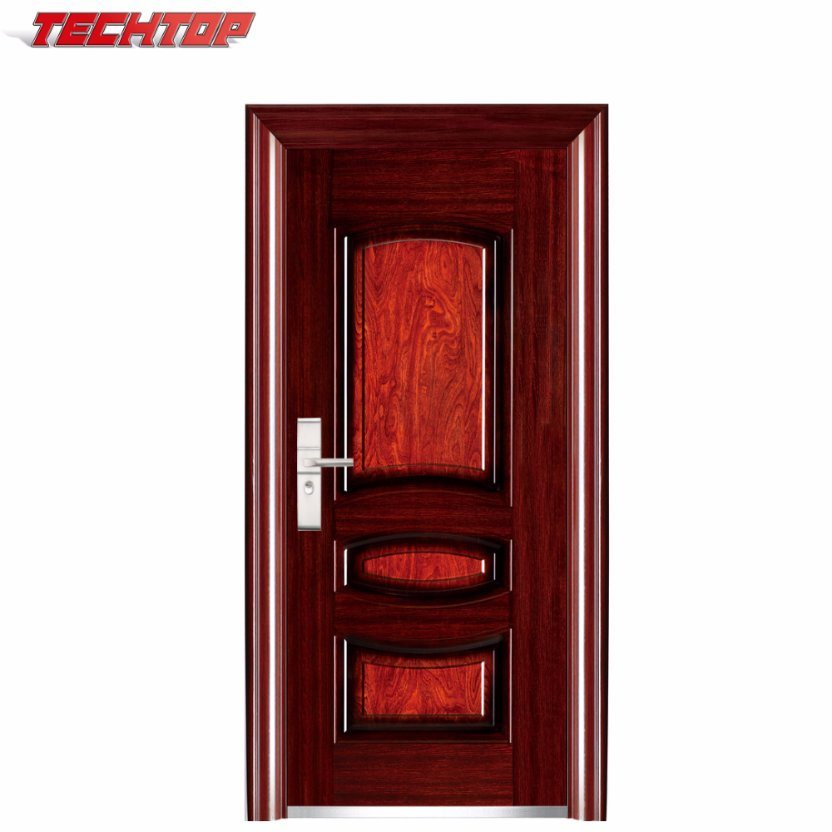Tps 038 China Manufacturer Indian Stainless Steel Front Door Design