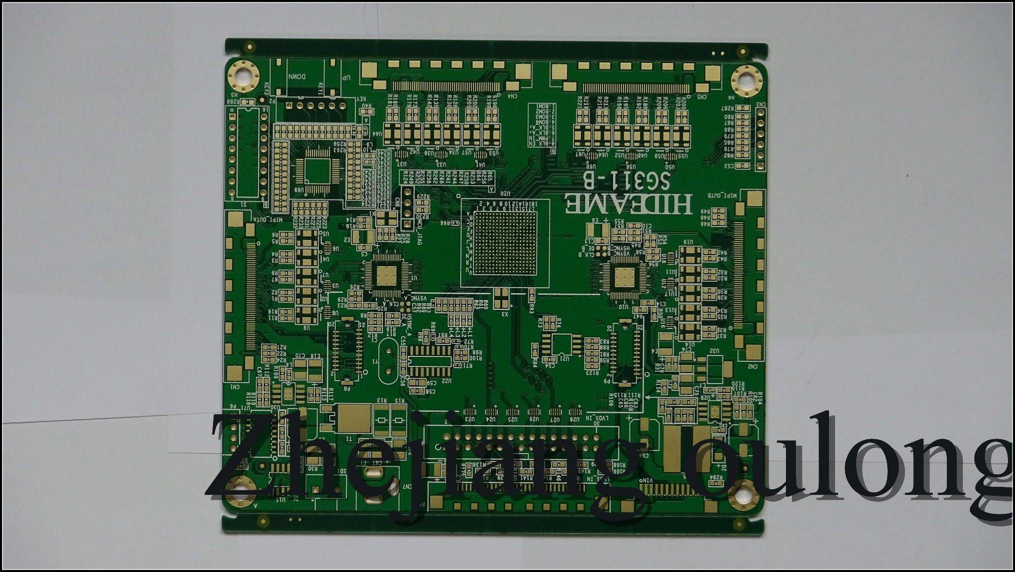 China 6 Layer Lead Free Printed Aluminum Pcb Board Oldq 13 Photos Fiberglass Circuit