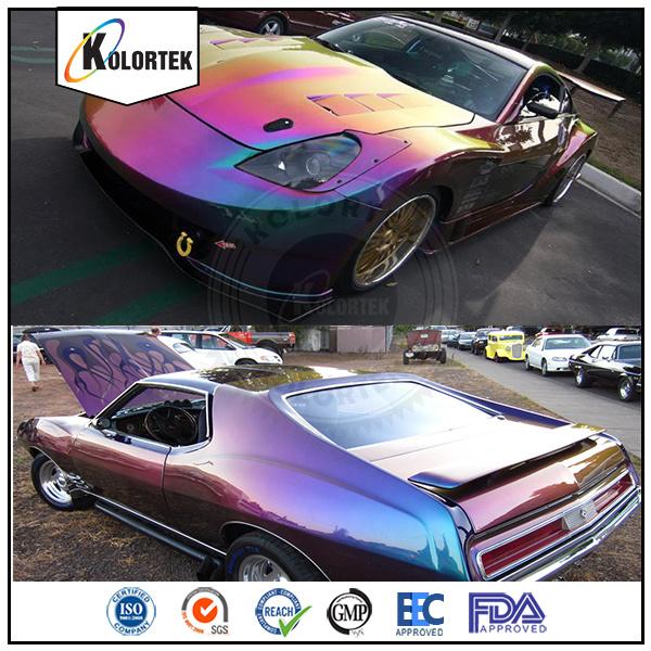 Auto Paint Colors >> China Auto Paint Colors Chameleon Paint Pigments China Chameleon