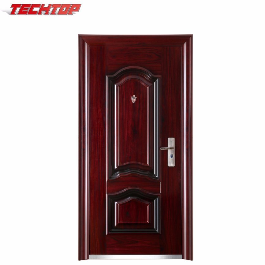 Tps 039b China Manufacturer Small Exterior Door With Opening Window