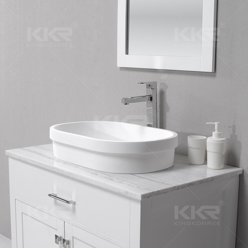 China Small Size Oval Sink Dining Room Vanity Wash Basin Photos Pictures Made In China Com