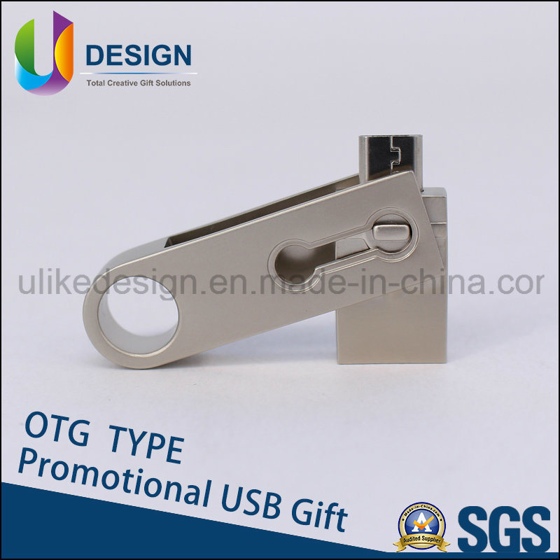 DIY OTG Logo USB Flash Pen Drive pictures & photos