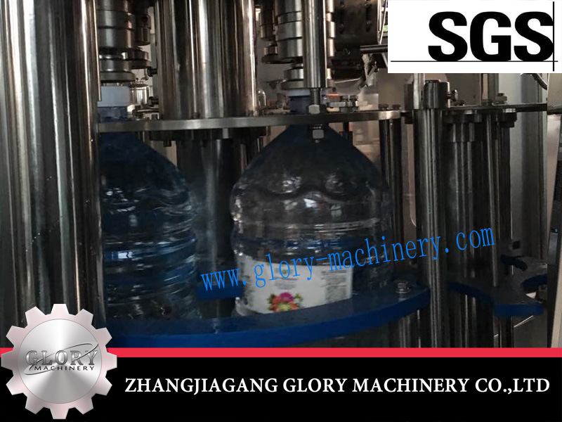 5L-16L Rotary Water Automatic Washing Filling Capping Machine pictures & photos