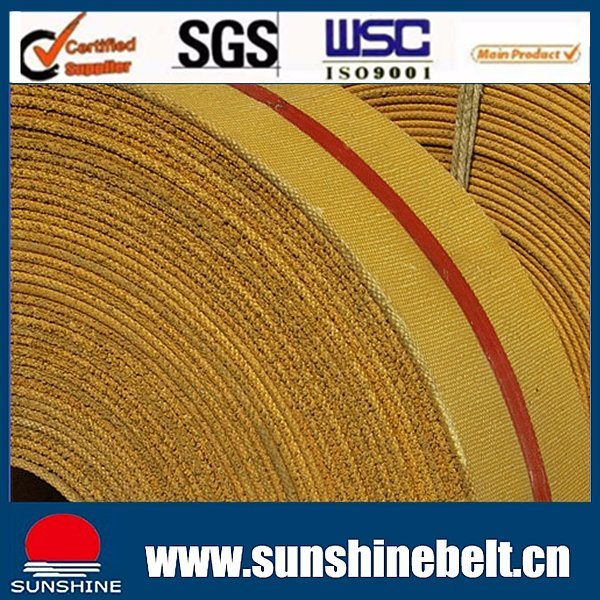 Flat Transmission Belt with Best Price and High Quality
