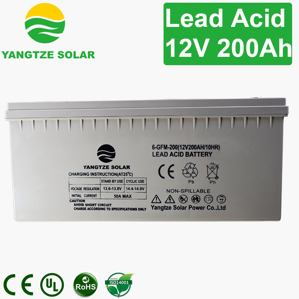 China Battery Charger 12v 200ah Lead Acid Batteries Photos Sealed Circuit
