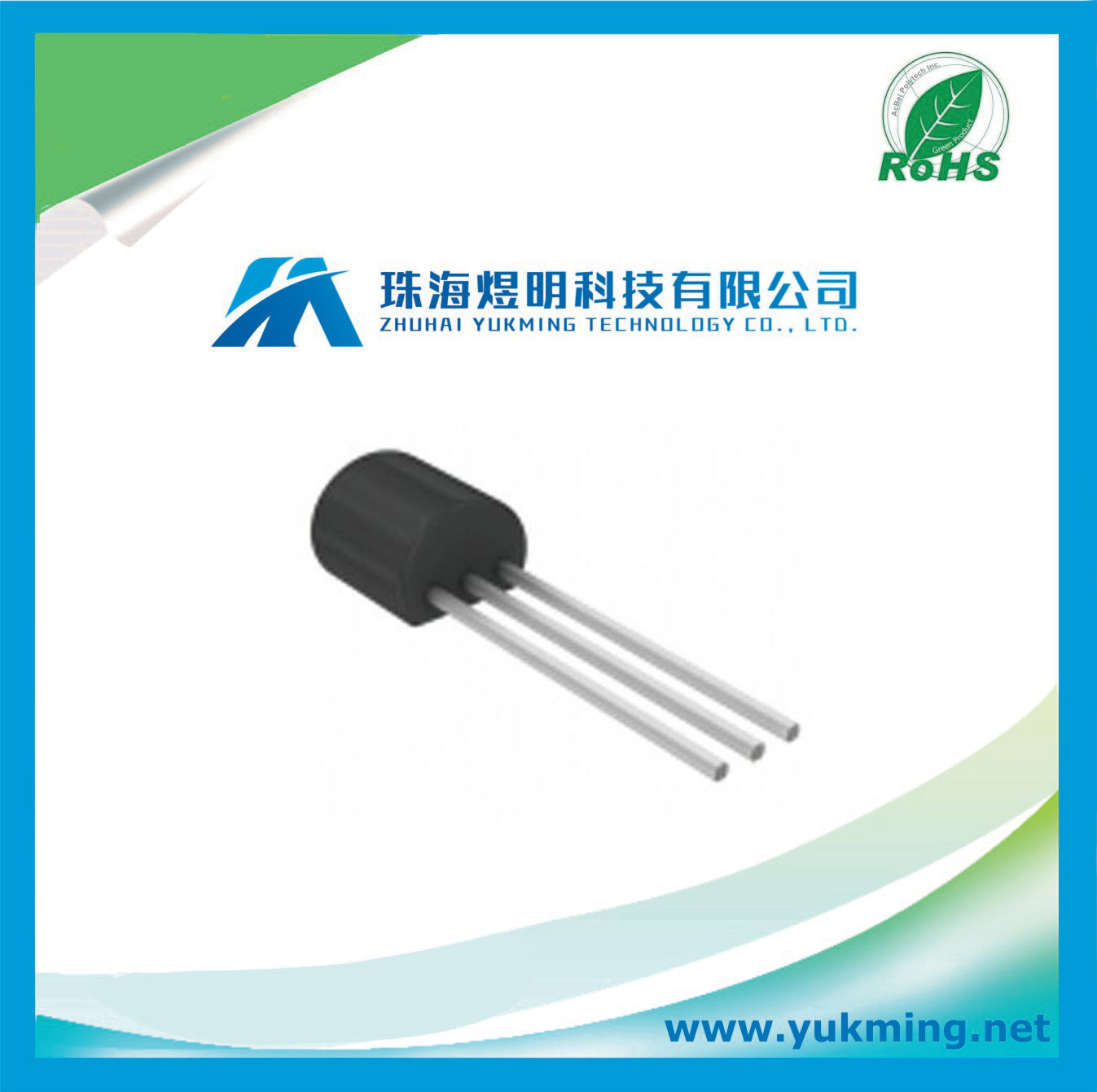 China Npn Transistor Bc547c Of Electronic Components For Pcb Electronics Circuit Assembly