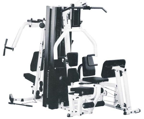 China station home gym equipment multi machine