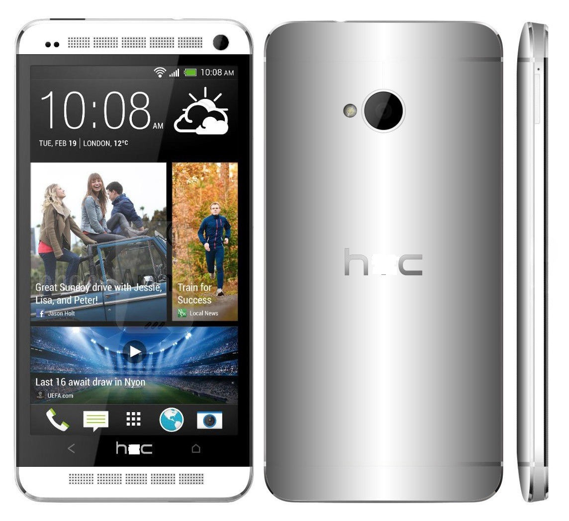 "Huc One M7 - 4.7"" 4G Lte WiFi Single SIM Slot 32GB Smartphone Original Unlocked"