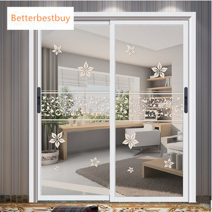 Interior or Outside Glass Door with Beautiful Design pictures & photos