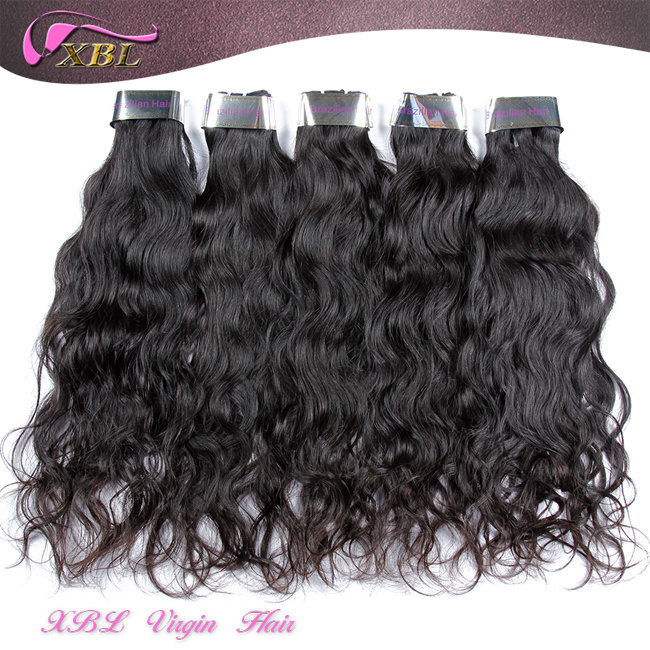 China Full Cuticle Wholesale Brazilian Remy Human Hair Weaving
