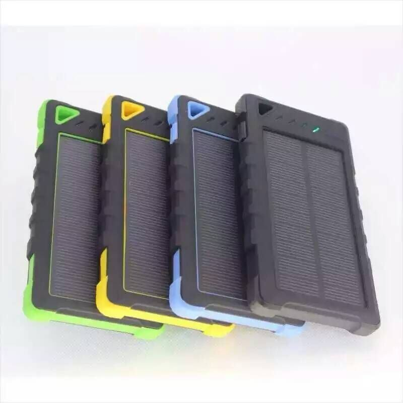 10000mAh Waterproof Solar Power Bank for Mobile Phones (SC-1788)